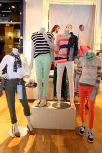 GAP's new SS13 collection.