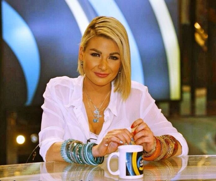 Pamela El-Kik Involved In Horrific Car Crash In Beirut