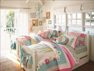 Girl Surf Bedroom