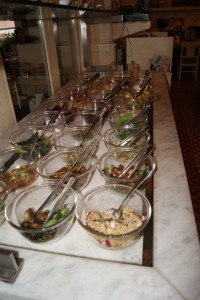The Salad Bar is a must-try.