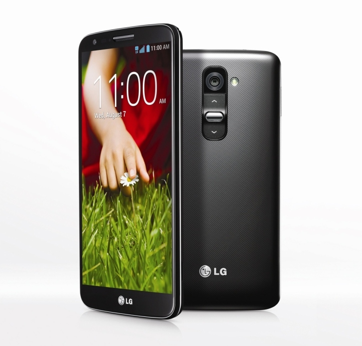 The new LG G2