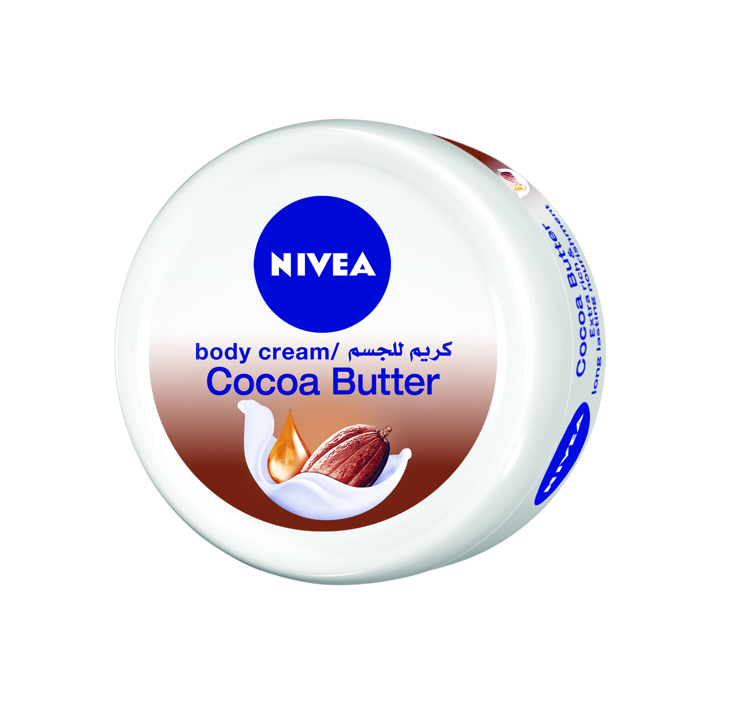 The Nivea Cocoa Butter Cream