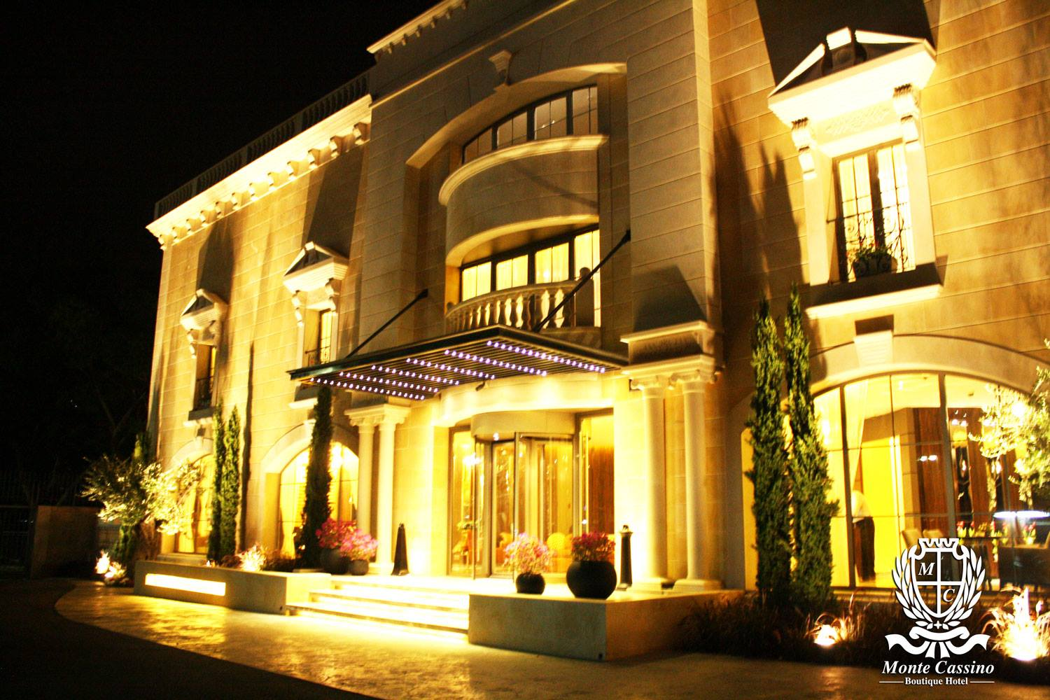 Monte cassino the luxury of italian boutique hotels in for Exclusive boutique hotels