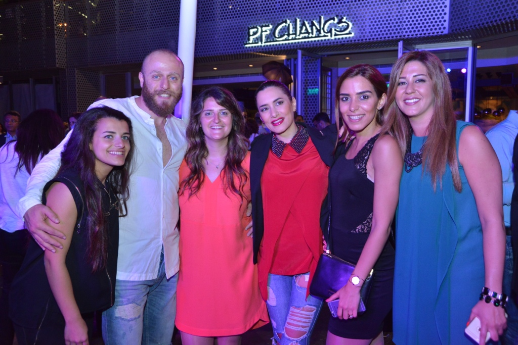 P.F Changs Zaytounay Bay opening.